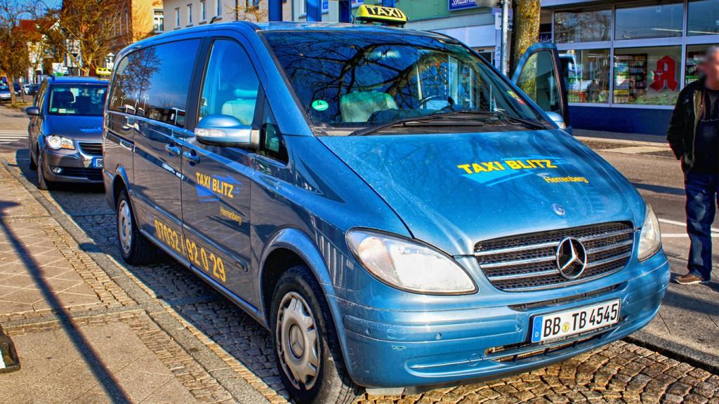 Taxi-Blitz-Herrenberg